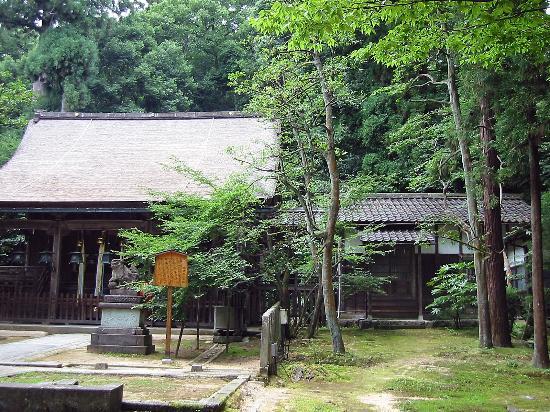 Sabae, Ιαπωνία: 舟津神社本殿