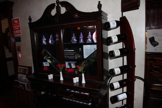 Cafe Plaza Grande : Weinauswahl