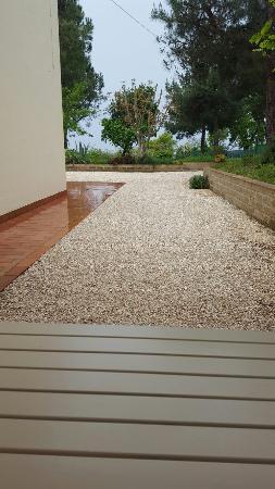 Casale montefreddo sirolo talya iftlik evi for La spiaggiola meuble