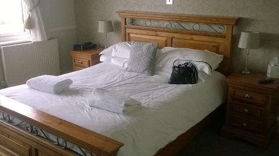 Kingsgate, UK: Superior Room with Sea View