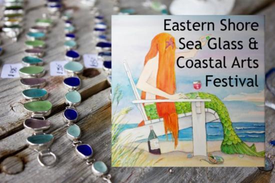 Ophiuroidea The O: Home of the Eastern Shore Sea Glass and Coastal Arts Festival