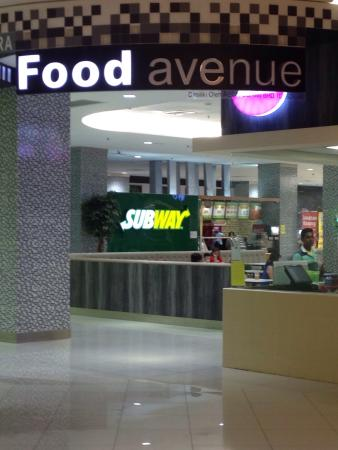‪Subway Aeon Alma‬