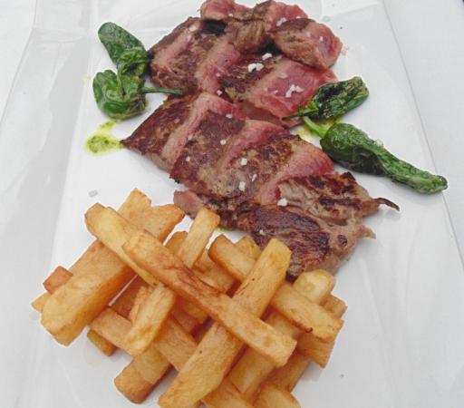 Restaurante el jardin prohibido en madrid con cocina for Jardin prohibido