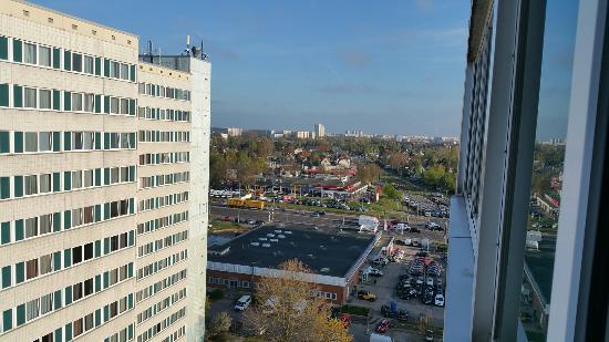 15th floor veiw and drop bild von comfort hotel for 15th floor berlin