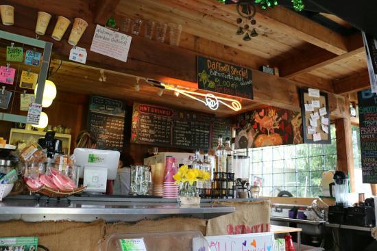 La Conner, WA: Bamboo Coffee & Roasting