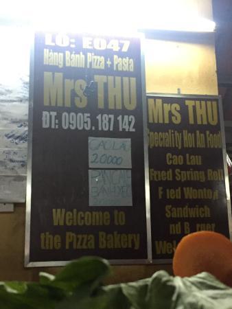 Mrs. Thu Restaurant