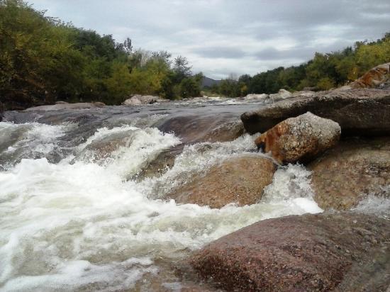 Villa Anizacate, Argentina: naturaleza a full