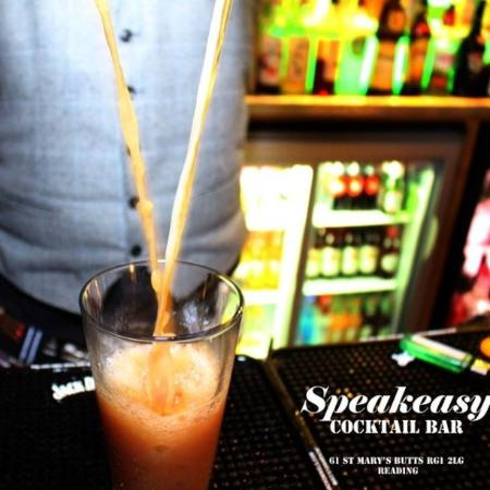 ‪Speakeasy Cocktail Bar‬