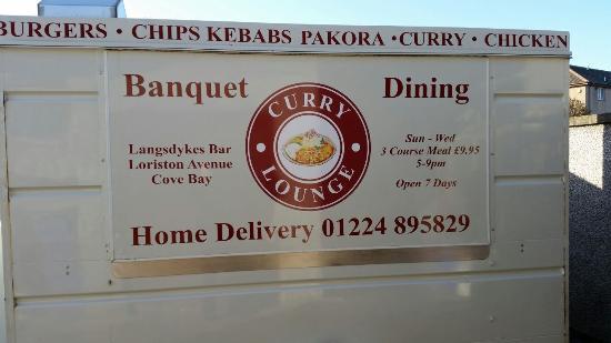 Curry Van Aberdeen