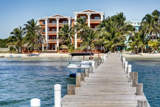 Athens Gate Beach Resort: Athens Gate| Belize