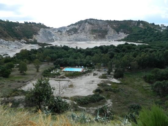 Solfatara Campground