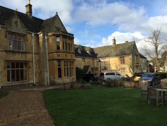 Upper Slaughter, UK: Lords Of The Manor Hotel