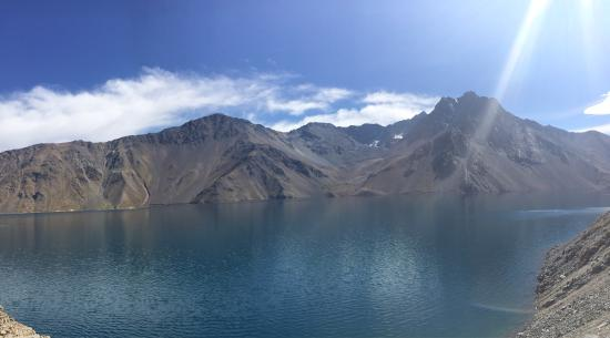 San Jose de Maipo, Chile: Embalse el Yeso