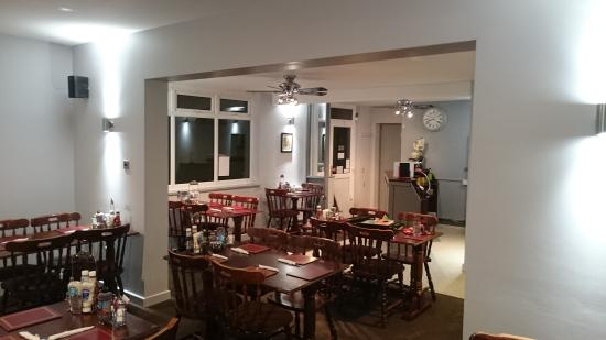 Dave's Fish Restaurant: newly refurbished restaurant