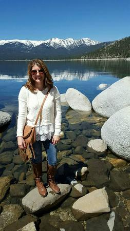 Lake Tahoe Nevada State Park: Words can't describe this place!