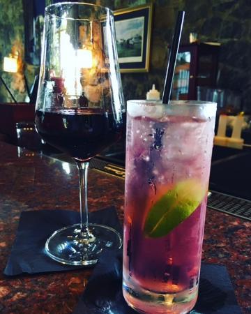 Casanova, VA: Manor House bar