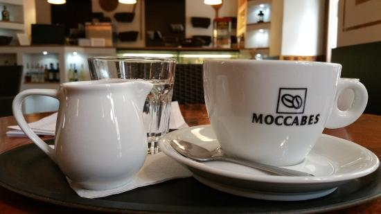 Moccabes Coffee