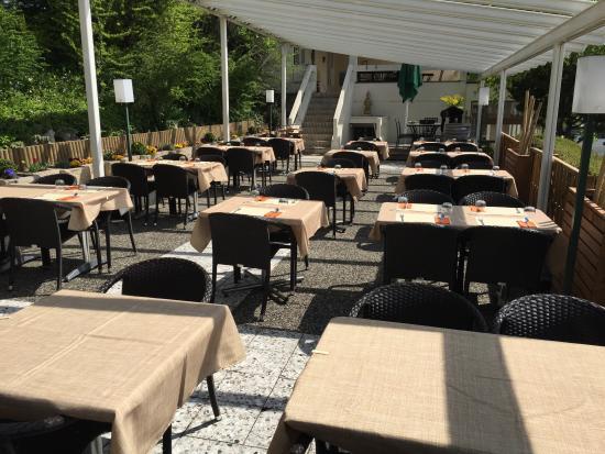 Etoy, สวิตเซอร์แลนด์: La terrasse