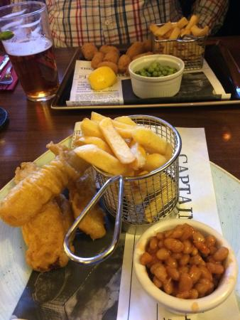 Restaurant at The Anglers Arms: photo0.jpg