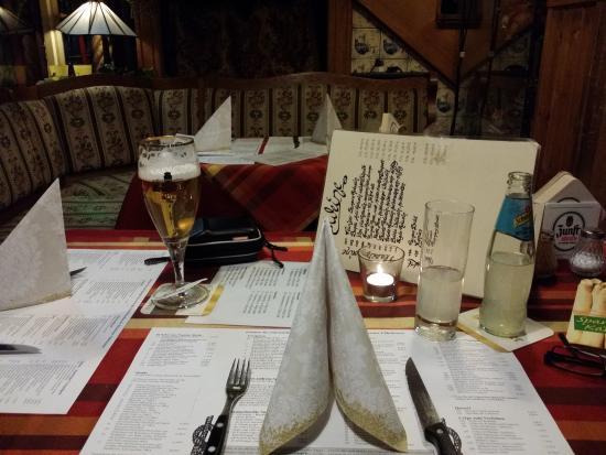 2 Persoons Tafel : Gedekte tafel persoons picture of holsteiner faehrhaus