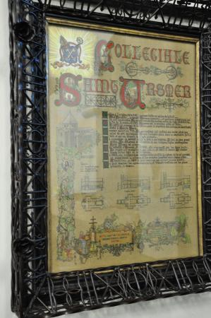Collegiale Saint-Ursmer de Lobbes: Inside the church.