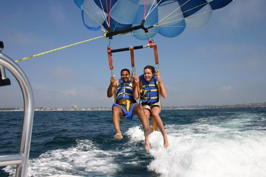 San Diego Parasail Adventures