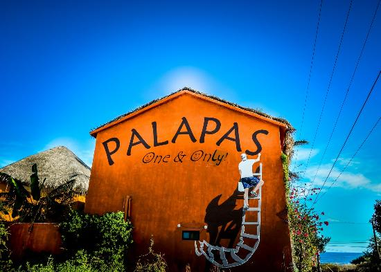 Palapas Resort: Palapas 'One & Only'