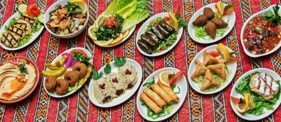 Leila Moroccan And Lebanese Restaurant Feast