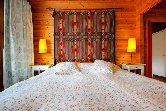 Provincia de Vizcaya, España: Dormitorio