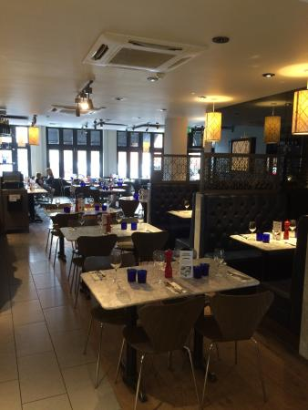 Restaurant Overview Picture Of Pizza Express Hale