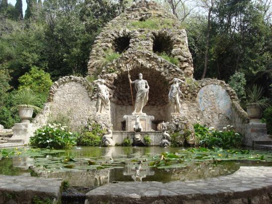 Trsteno, Kroatië: La fontaine