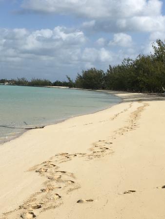 Stella Maris Resort Club: Deans Beach