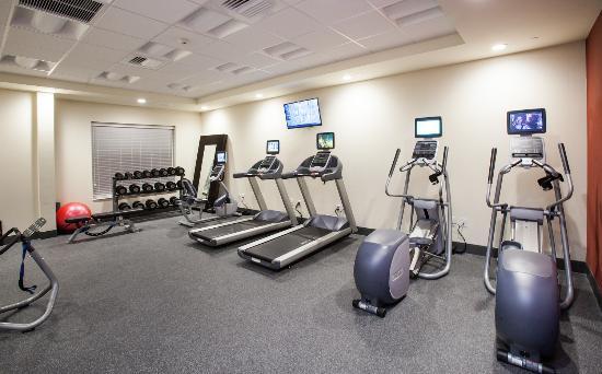 Flowood, MS: Fitness Center