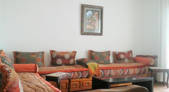 M'Diq, Marruecos: Salon