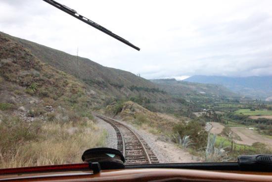 Ibarra, Ekuador: Mitten in der Landschaft