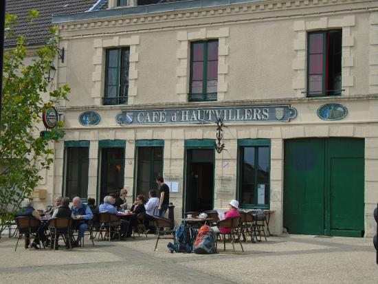 Hautvillers, Francia: Brasserie