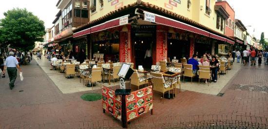 Cafe Center