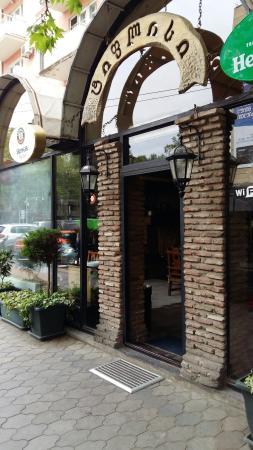 Restaurant Tiflis: Ресторан Tiflis