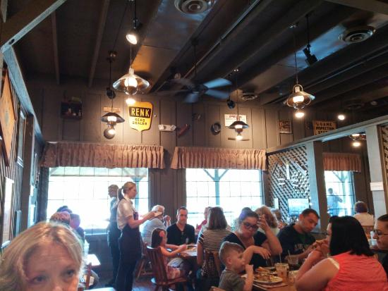 Cracker Barrel @ KINGSLAND, GA