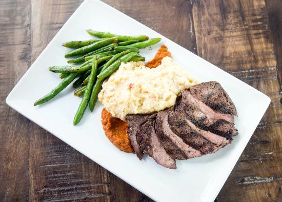Mystic Grill: Angus Steak Dinner