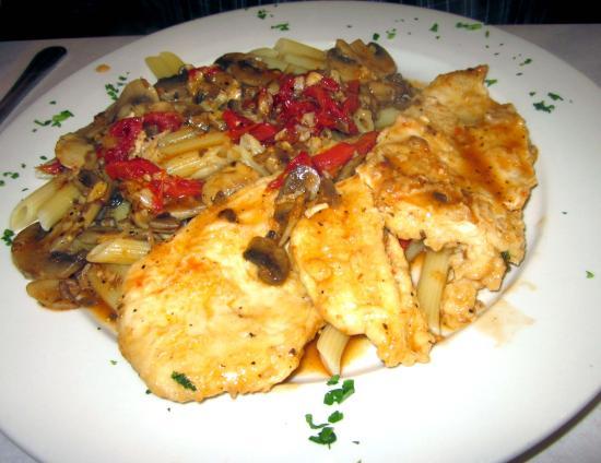 Feasterville, Pensilvania: Chicken Marsala