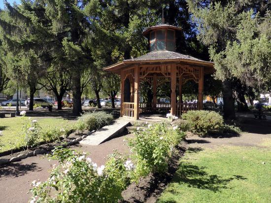 Plaza Sarmiento