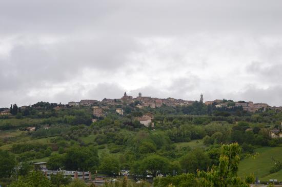 Agriturismo La Torretta: Vista Siena