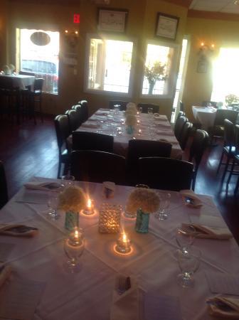 Great Falls, VA: Dining room