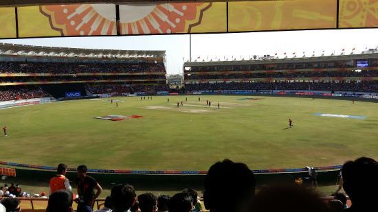 Saurashtra Cricket Association Stadium: Proud of not only rajkot but entire guitar
