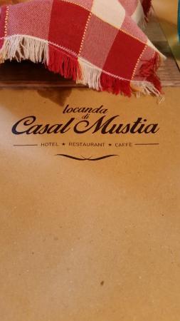 Castelmuzio, Italia: casal mustia