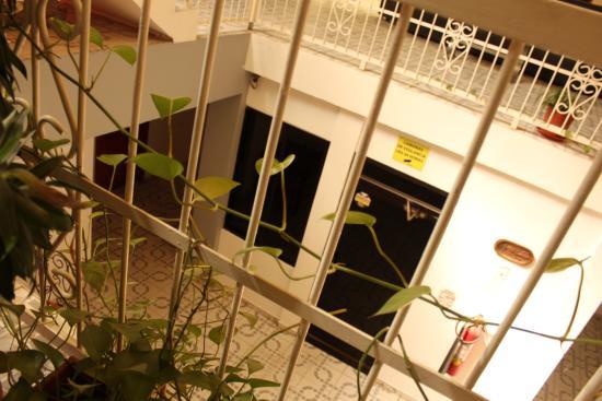 Hotel Marsol: Segunda planta baramdal