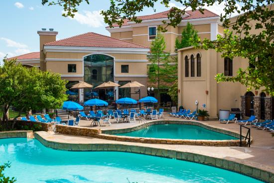 Tanglewood Resort and Conference Center: Pools