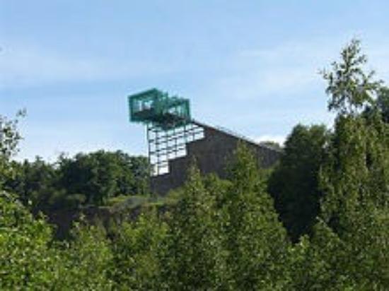 Rinteln, גרמניה: Erlebniswelt Steinzeichen