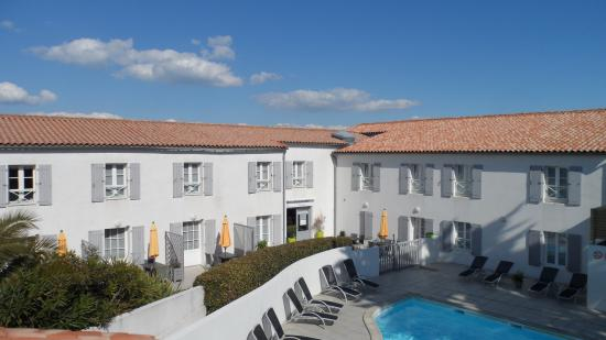 Photo of Hotel de La Plage La Couarde